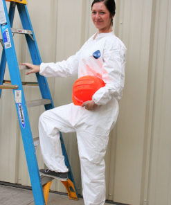 Ty120 Tyvek Suit Disposable Coverall by Dupont